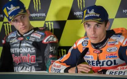 """Marquez: """"Gestire al meglio i prossimi due GP"""""""