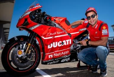Ufficiale: Petrucci-Ducati insieme anche nel 2020