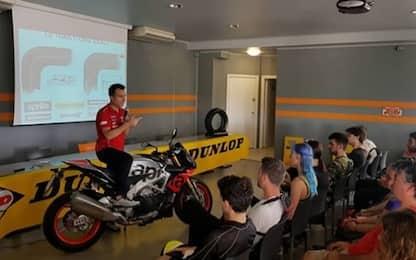 """""""Piega & Spiega Day"""", la scuola dei motociclisti"""