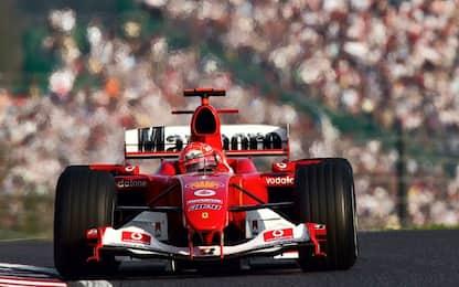 """Schumi JR su F2004 di Michael: """"Non vedo l'ora"""""""