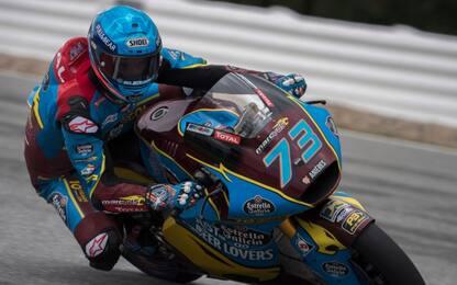 Moto2: A. Marquez domina. 2° Diggia, 3° Bastianini