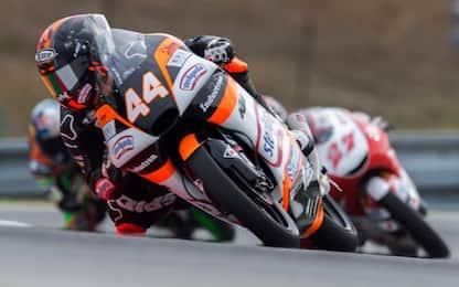 Moto3: Canet vince e torna in testa al Mondiale