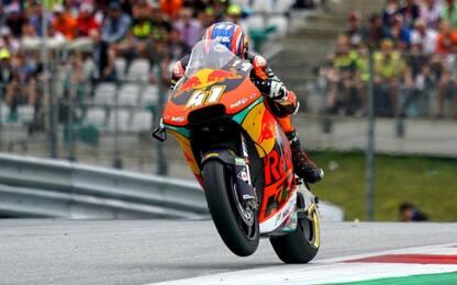 KTM: rinnova con MotoGP, ma lascia Moto2
