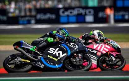 Silverstone: HL del dodicesimo GP
