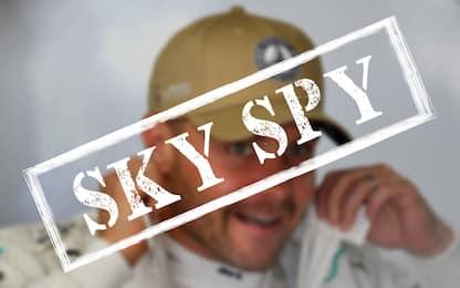 Sky Spy: la certezza Bottas vince sul rischio Ocon
