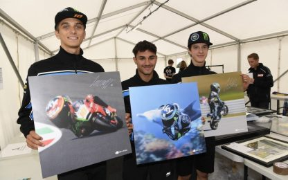 """Two Wheels for life"": presente anche Sky VR46"