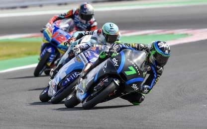 Sky VR46: i momenti clou del GP di Misano