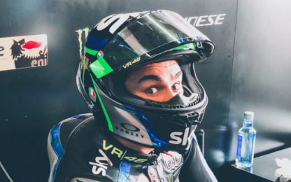 Moto3, Aragon: Foggia c'è. Vietti, che spavento