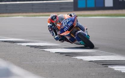 Libere Moto2: 1° Fernandez, Marini a un passo