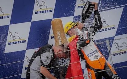 Moto3: dominio di Canet ad Aragon, 3° Foggia