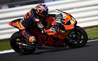 Il racconto delle gare di Moto2 e Moto3