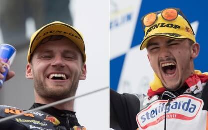 Binder e Canet, ad Aragon vittoria stile Marquez