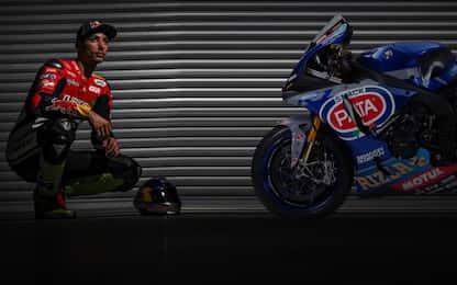 SBK 2020, Razgatlioglu in Yamaha con van der Mark