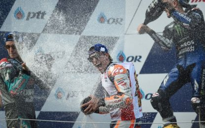 Marc da record, poker del Diablo: i numeri post GP