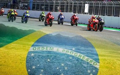 Il ritorno: Motomondiale in Brasile nel 2022