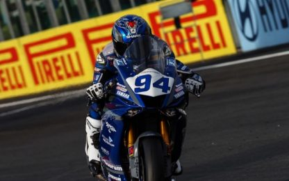 Supersport, Libere di Villicum: exploit Perolari