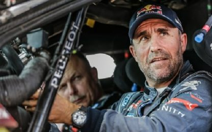 "Dakar 2017. Alla vigilia parla ""Re"" Peterhansel"