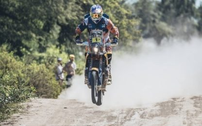 Dakar 2017,  a proposito di percorso