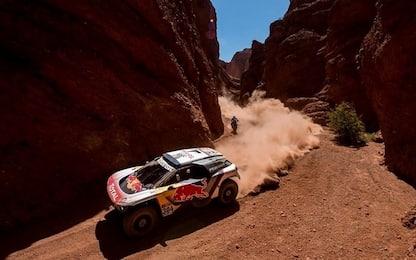 Dakar 2017, terza tappa. Peugeot colpisce duro