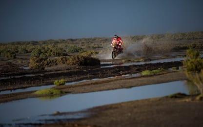 Dakar, ottava tappa. Vincono Barreda e Loeb