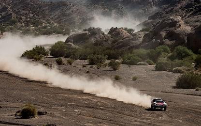 Dakar, 10^ tappa. Peterhansel-Loeb ancora in lotta