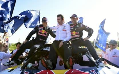 Dakar 2017, trionfano Peterhansel e Sunderland