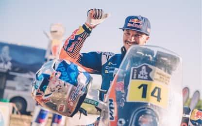 Dakar 2017 targata KTM: centrata la tripletta