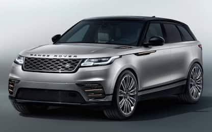 Al Salone di Ginevra la Range Rover Velar