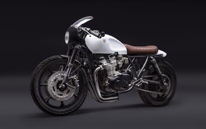 Ecco la Kawasaki KZ 1000 secondo Venier