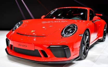 Salone di Ginevra 2017, ecco le novità Porsche