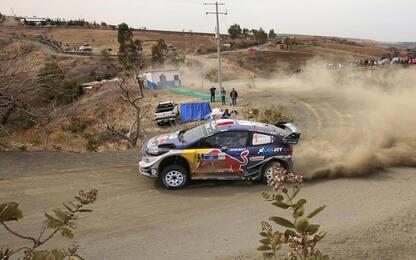 Rally del Messico, M-Sport e Ogier comandano