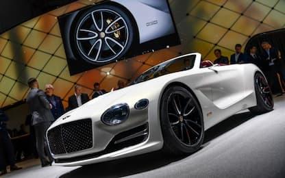 Bentley, la quattroposti più veloce del mondo