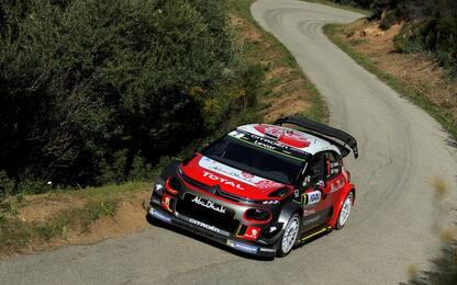 Rally, Corsica: domina Meeke davanti ad Ogier
