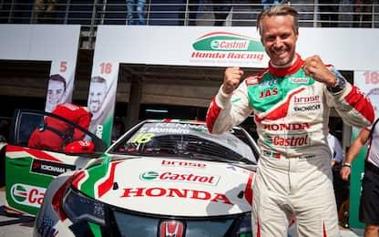 WTCC, Marocco: per Honda e Chevrolet primi sorrisi
