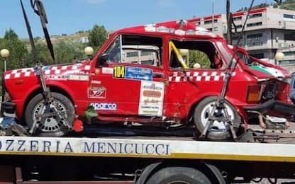 Tragedia a San Marino: morto pilota di rally