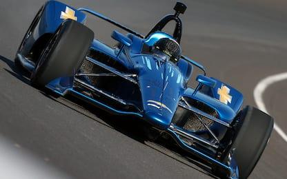 Indycar, nuovo aerokit 2018: iniziati i primi test