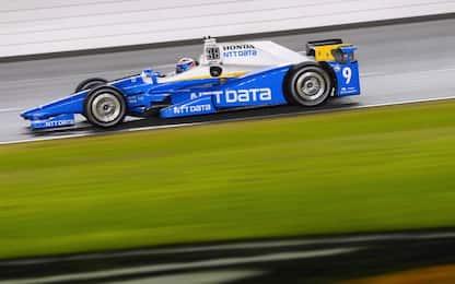 Indycar, Mid-Ohio: tutti in fila dietro Dixon