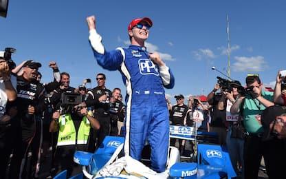 Indycar, Pocono: cinque piloti per il trono
