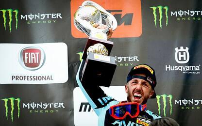 Cross, infinito Cairoli: campione del mondo MXGP