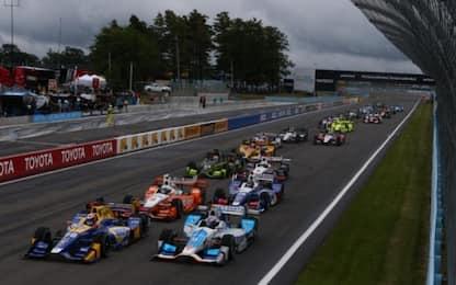 Indycar 2017, si decide tutto a Sonoma