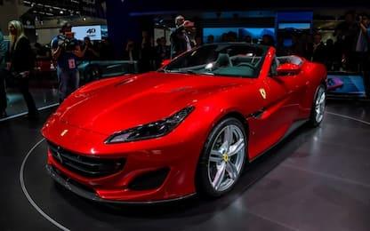 Ferrari Portofino, ecco l'erede della California