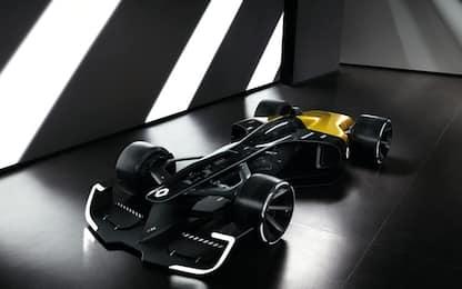 Salone di Francoforte: ecco la Renault RS 2027