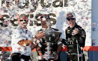 Indycar, è Newgarden il campione 2017