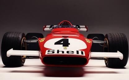 La Ferrari 312B sbarca sul grande schermo