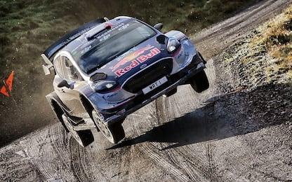 WRC, in Galles vince Evans. Il Mondiale a Ogier