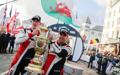 WRC 2017, le pagelle del rally del Galles