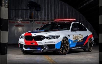 BMW M5 xDrive, la nuova safety car MotoGP 2018