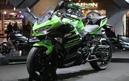 Tutte le novità Kawasaki ad EICMA 2017