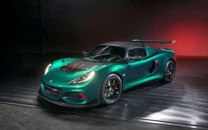 Lotus, ecco l'Exige Cup 430