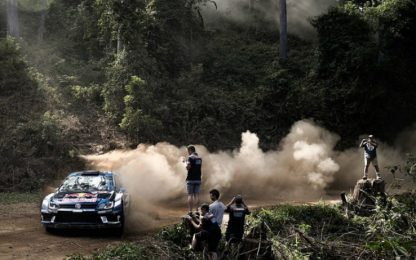 WRC 2017, arriva il rally d'Australia